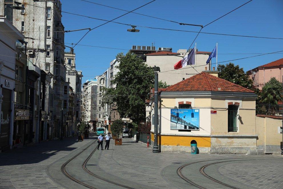 İstanbul'da sokağa çıkma kısıtlaması sona erdi (28 Haziran 2020) - Sayfa 3