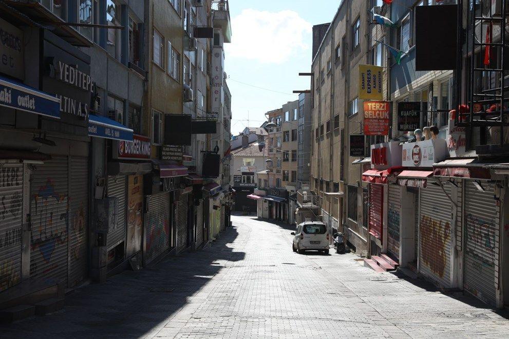 İstanbul'da sokağa çıkma kısıtlaması sona erdi (28 Haziran 2020) - Sayfa 4