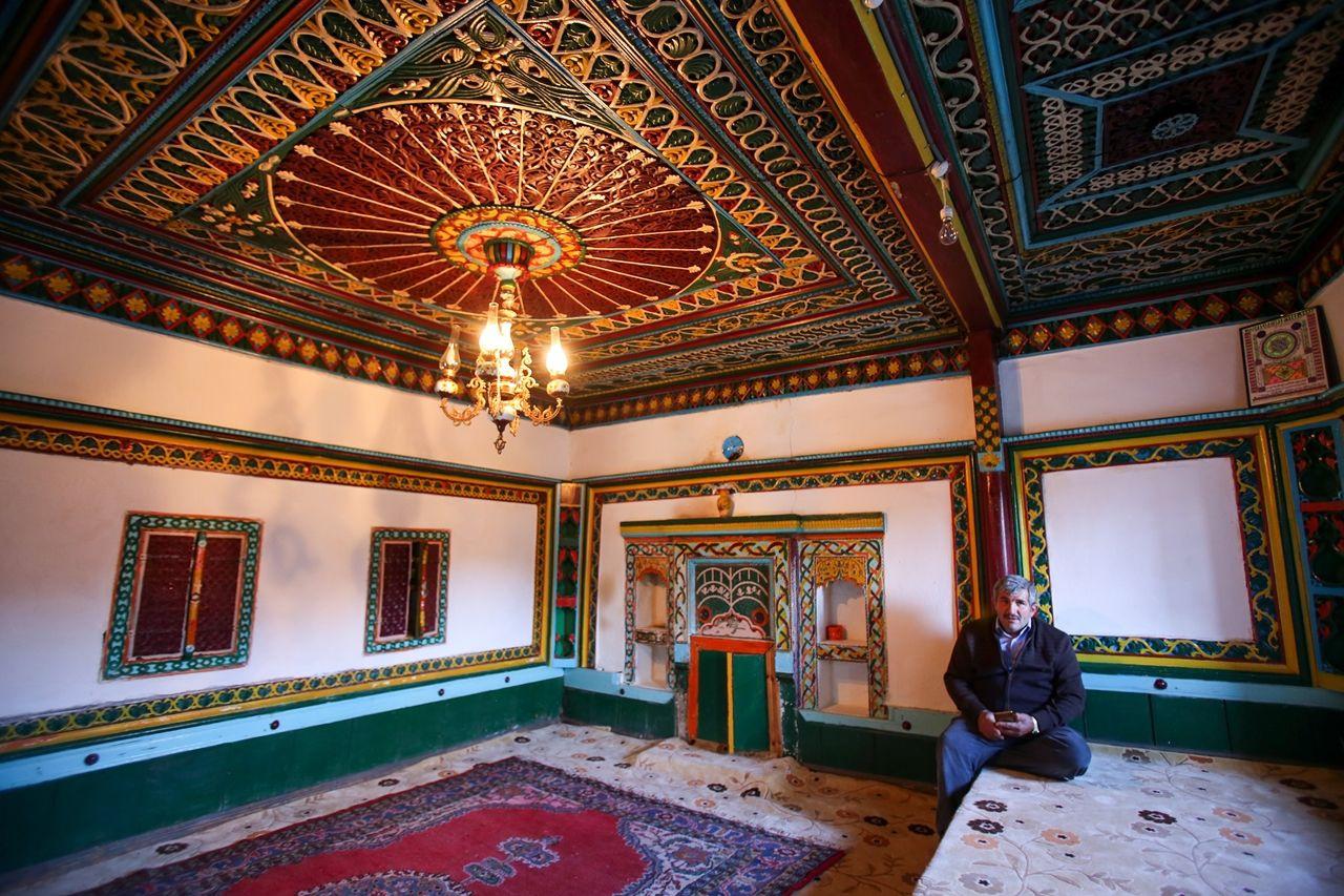 Sanat kokan 150 yıllık köy odaları - Sayfa 1