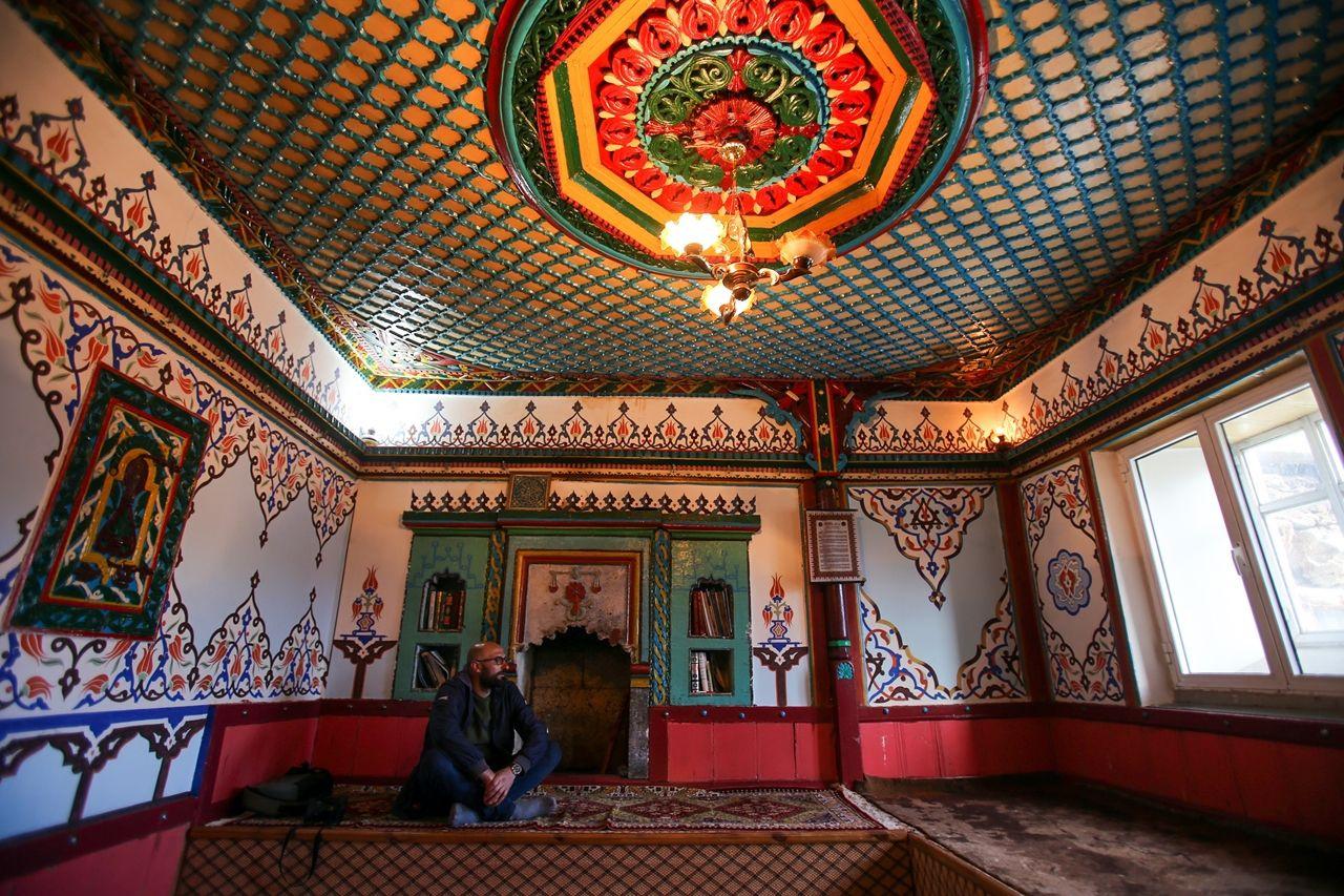 Sanat kokan 150 yıllık köy odaları - Sayfa 3