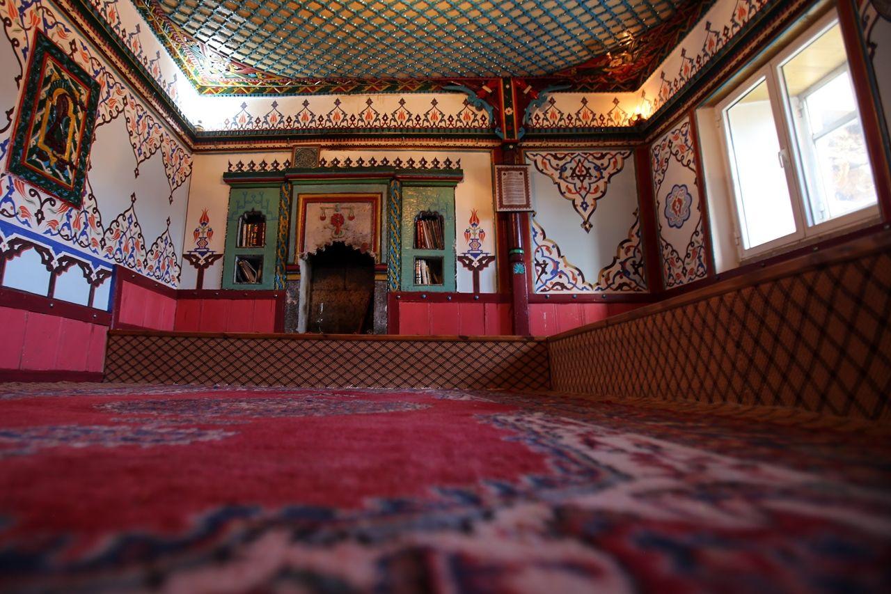 Sanat kokan 150 yıllık köy odaları - Sayfa 4