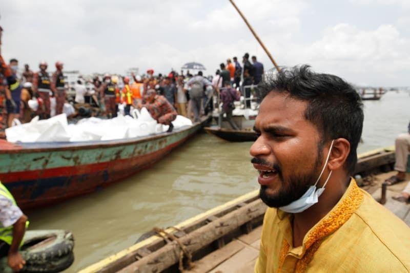 Bangladeş'te tekne alabora oldu: 28 ölü - Sayfa 1
