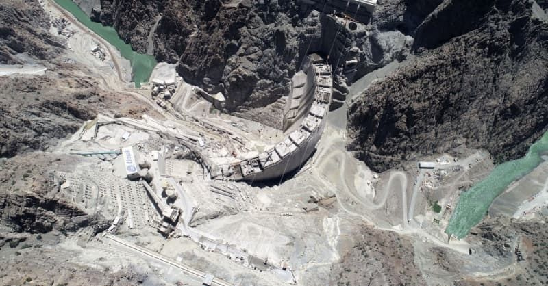 Yusufeli Barajı'nın gövde yüksekliğinde 214 metreye ulaşıldı - Sayfa 3