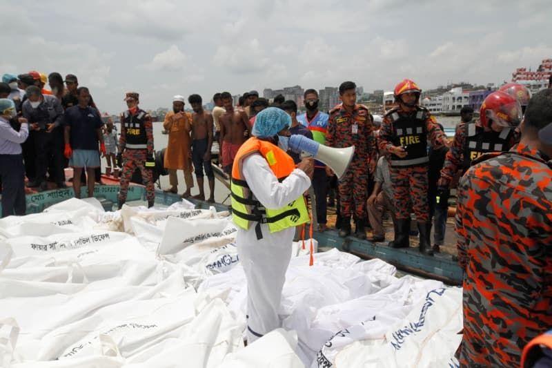 Bangladeş'te tekne alabora oldu: 28 ölü - Sayfa 3