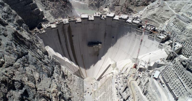 Yusufeli Barajı'nın gövde yüksekliğinde 214 metreye ulaşıldı - Sayfa 4