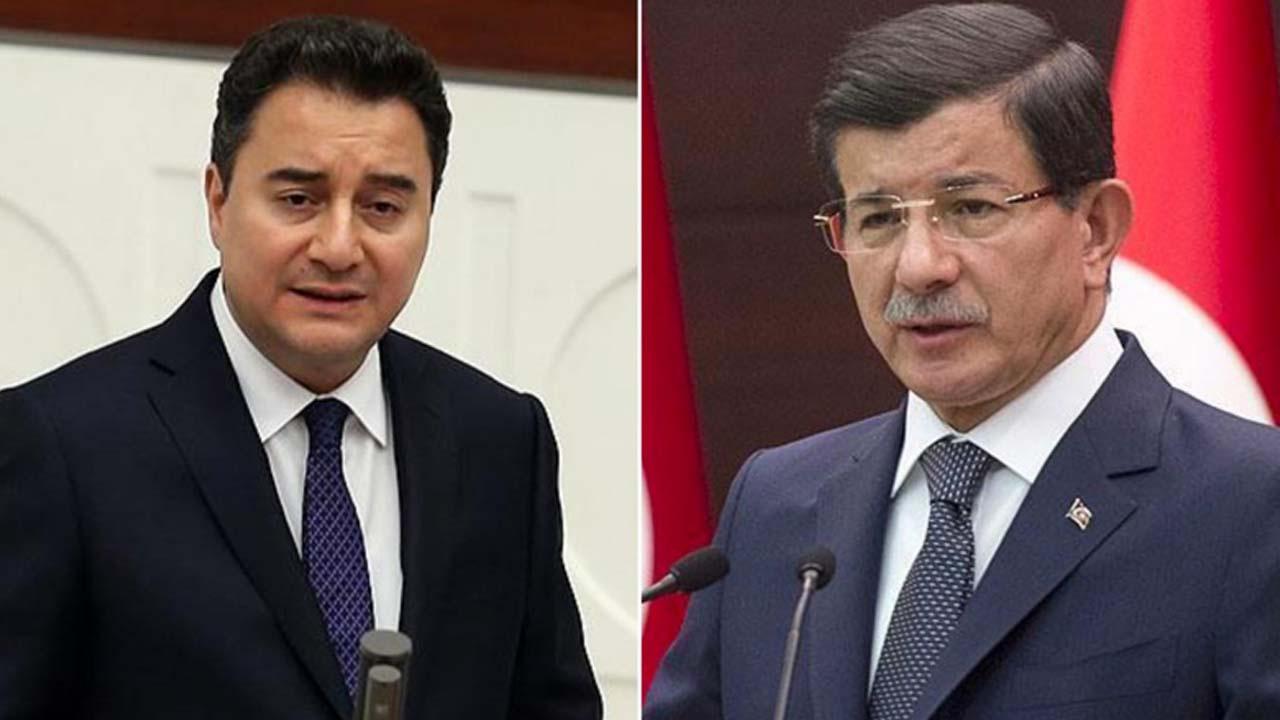 Davutoğlu ve Babacan'dan Şehir Üniversitesi'nin kapatılmasına tepki
