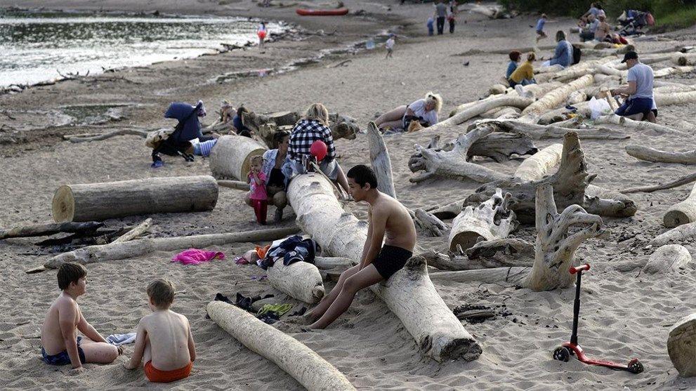 Sibirya Antalya'yı aratmıyor: Dünyanın en soğuk bölgesinde plaj havası - Sayfa 3