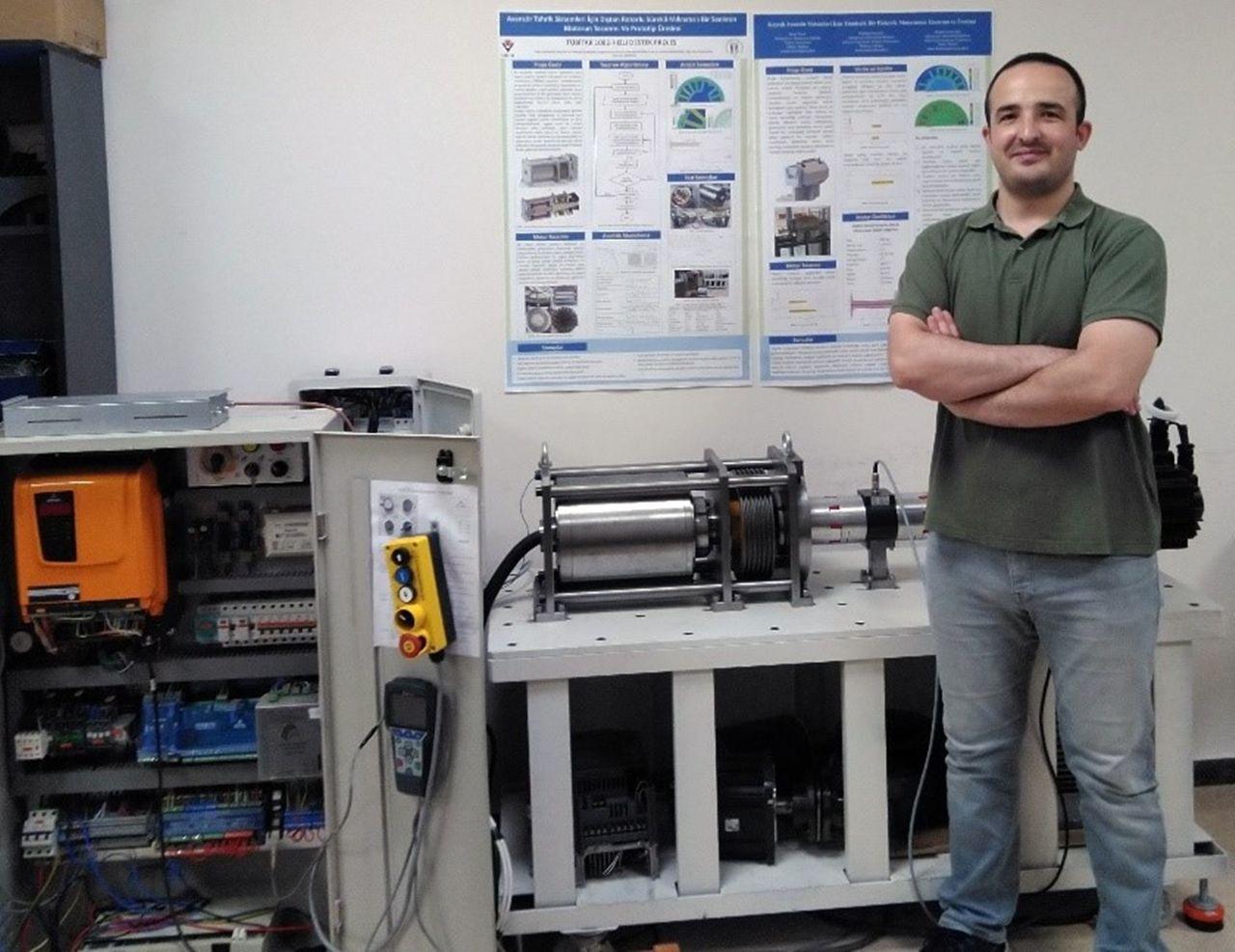 SUBÜ elektrikli motor üretimine başladı - Sayfa 1