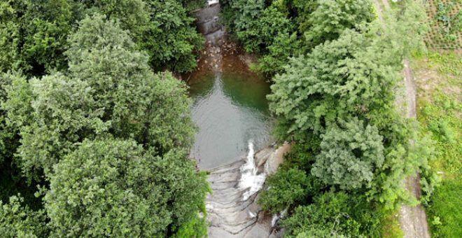 Ormanın ortasına gizlenmiş cennet! Gülderen Şelalesi'ni ilk defa görenler şaşkınlıktan çığlık atıyor - Sayfa 2