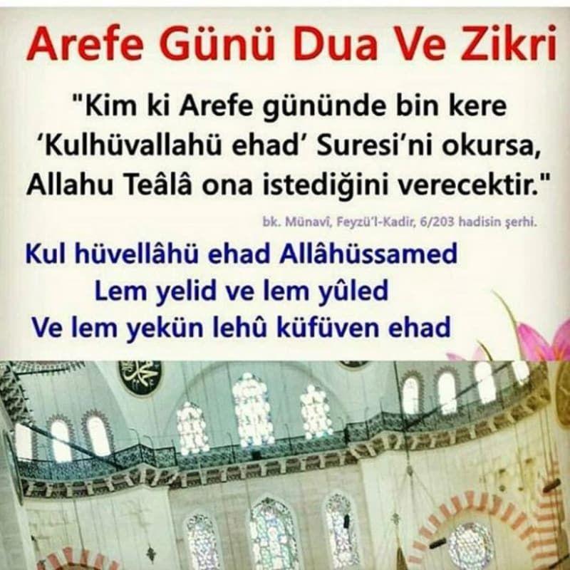Kurban Bayramı arefe günü kutlama mesajları resimli seçenekleriyle! - Sayfa 2