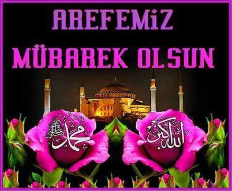 Kurban Bayramı arefe günü kutlama mesajları resimli seçenekleriyle! - Sayfa 4