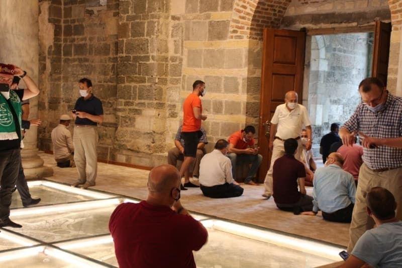 Trabzon Ayasofya Camii ziyaretçi akınına uğruyor - Sayfa 3