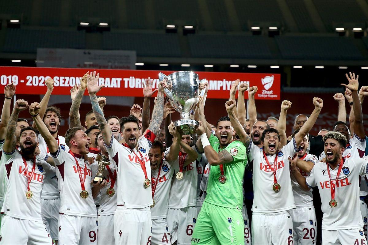 Trabzon'da kupa coşkusu - Sayfa 1