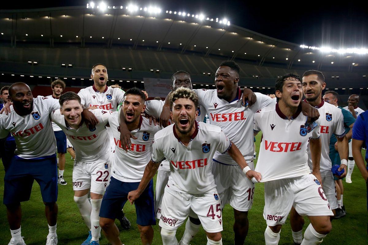 Trabzon'da kupa coşkusu - Sayfa 2