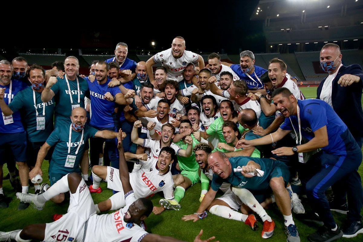 Trabzon'da kupa coşkusu - Sayfa 3
