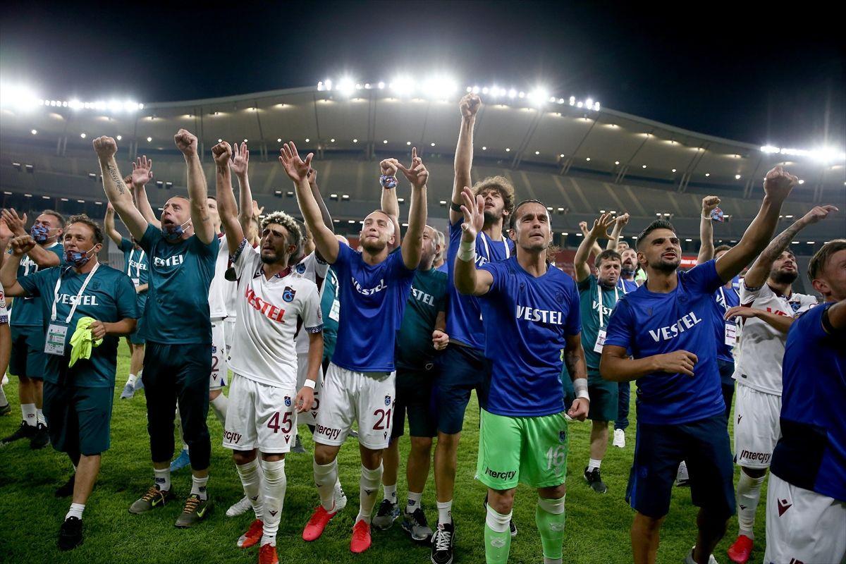 Trabzon'da kupa coşkusu - Sayfa 4