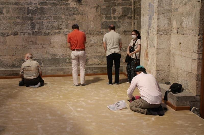 Trabzon Ayasofya Camii ziyaretçi akınına uğruyor - Sayfa 4