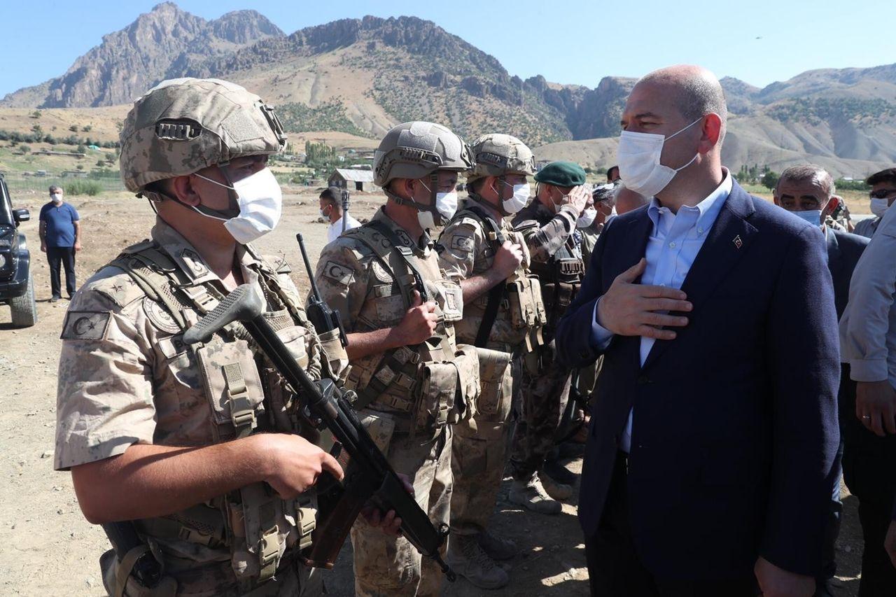 """Bakan Soylu: """"Türkiye'de hiçbirinizin ummadığı gelimeler yaşanacak'' - Sayfa 1"""