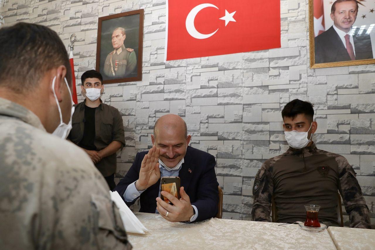 """Bakan Soylu: """"Türkiye'de hiçbirinizin ummadığı gelimeler yaşanacak'' - Sayfa 4"""