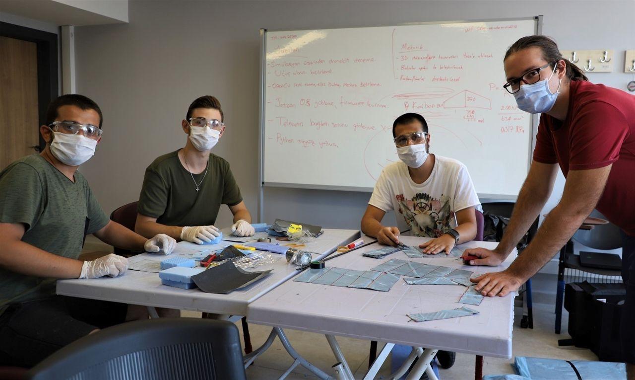Mühendis adayları TEKNOFEST'e hazırlanıyor - Sayfa 3