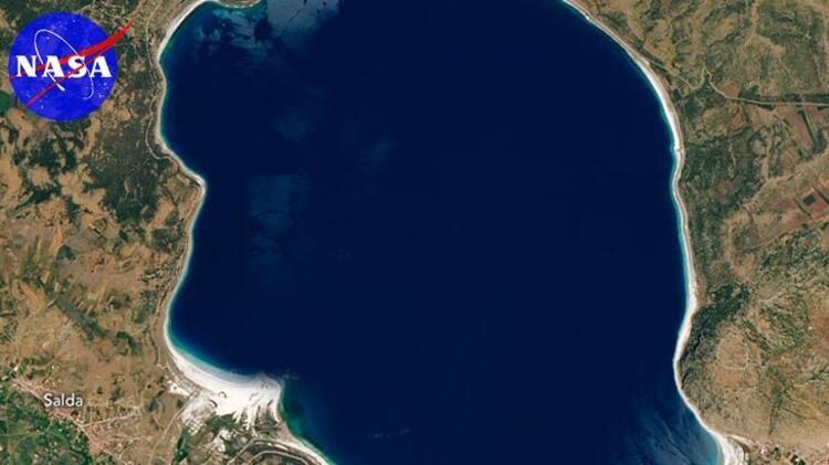 NASA Salda Gölü'nü işaret etti duyan akın etti! - Sayfa 1