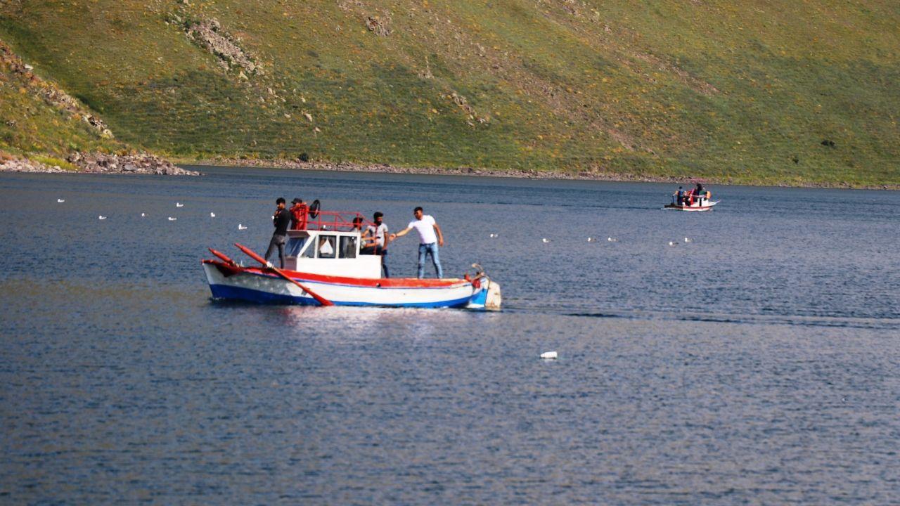 Balık Gölü, bayramda ziyaretçilerin uğrak mekanı - Sayfa 2
