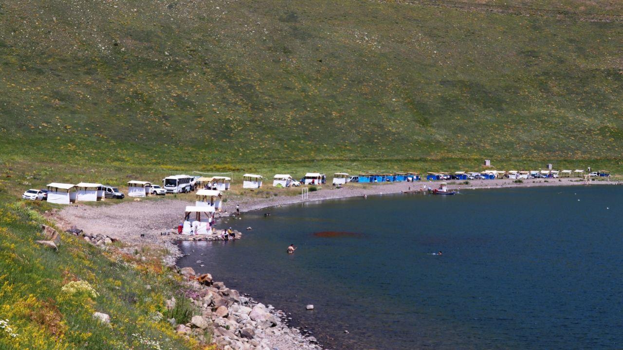 Balık Gölü, bayramda ziyaretçilerin uğrak mekanı - Sayfa 4