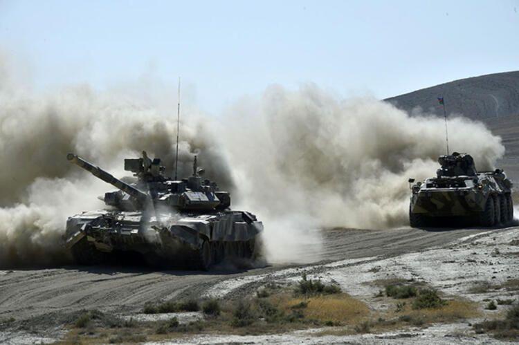Türkiye ve Azerbaycan'ın geniş kapsamlı ortak askeri tatbikatı sürüyor - Sayfa 2