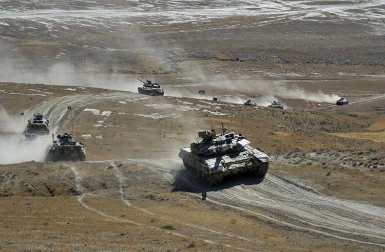 Türkiye ve Azerbaycan'ın geniş kapsamlı ortak askeri tatbikatı sürüyor - Sayfa 3
