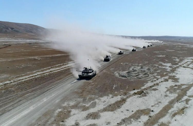Türkiye ve Azerbaycan'ın geniş kapsamlı ortak askeri tatbikatı sürüyor - Sayfa 4
