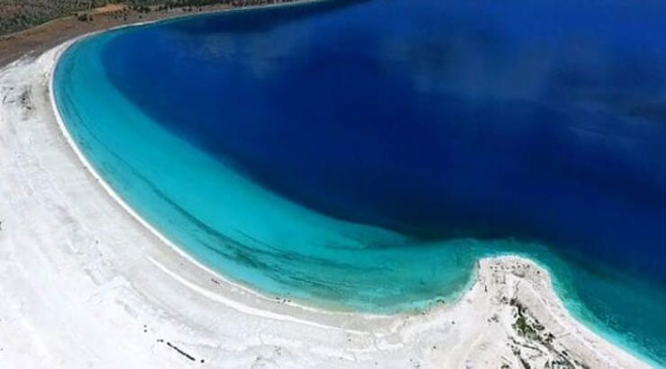 NASA Salda Gölü'nü işaret etti duyan akın etti! - Sayfa 2