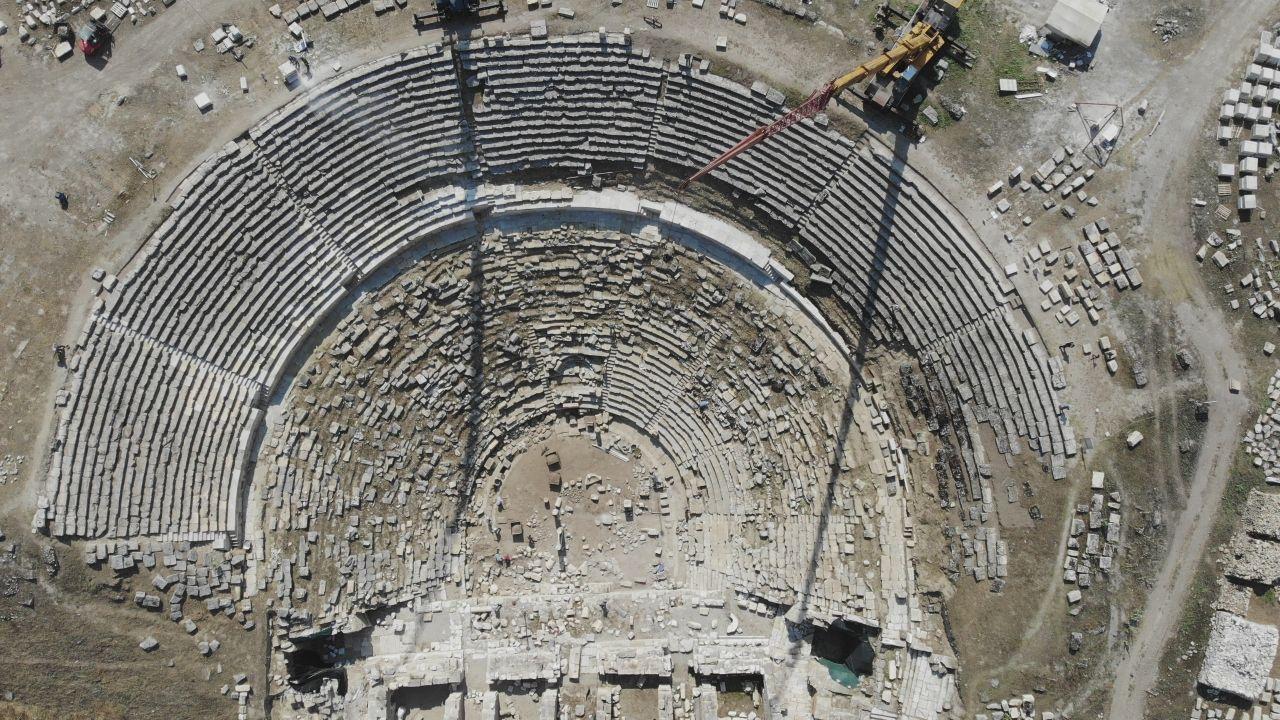 Laodikya Antik Kenti, yapılacak restorasyonla birlikte ziyarete açılacak - Sayfa 2