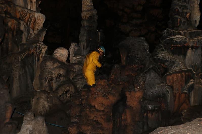 Gizemli Mağara profesyonel mağaracıları bekliyor - Sayfa 2