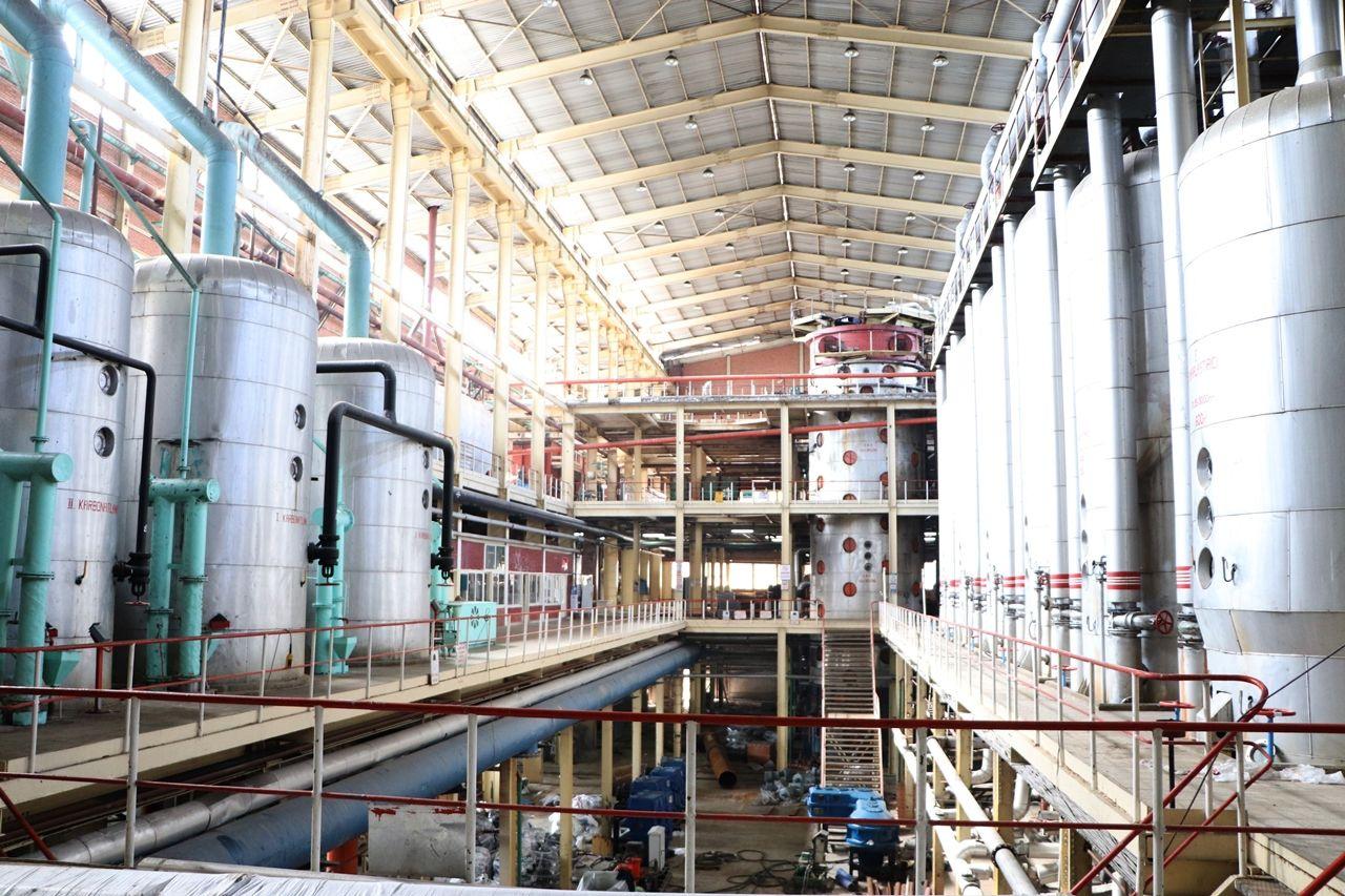 Çarşamba Şeker Fabrikası 2021'de hizmette - Sayfa 2