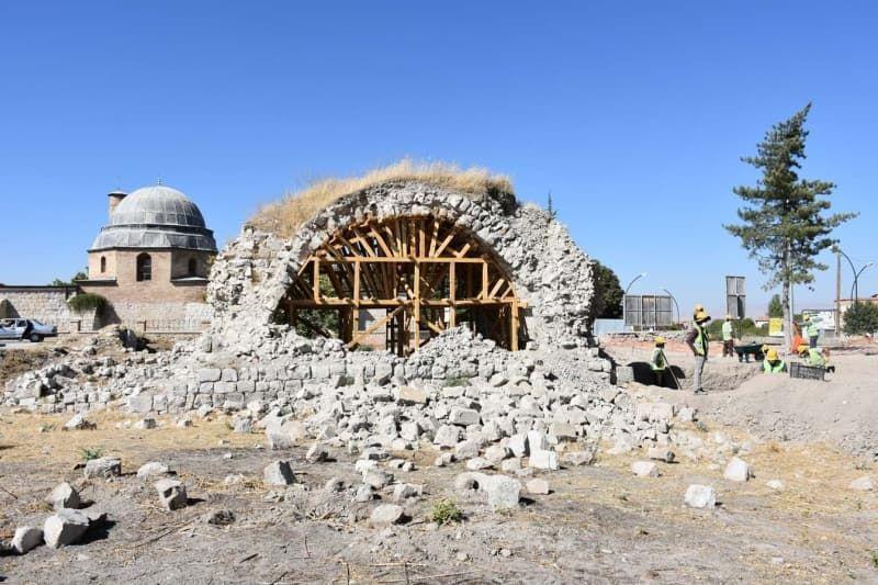 Malatya'daki 700 yıllık Şahabiyye-i Kübra Medresesi ayağa kaldırılacak - Sayfa 1