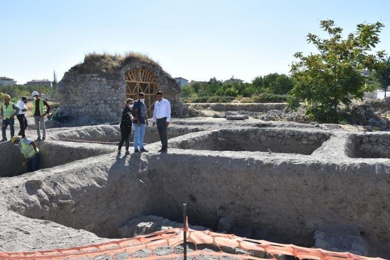 Malatya'daki 700 yıllık Şahabiyye-i Kübra Medresesi ayağa kaldırılacak - Sayfa 2