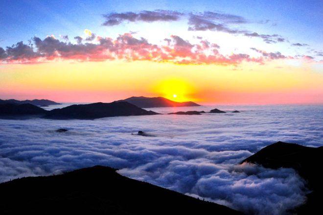 Bulutların üzerindeki yayla seyri doyumsuz manzarasıyla büyülüyor - Sayfa 3