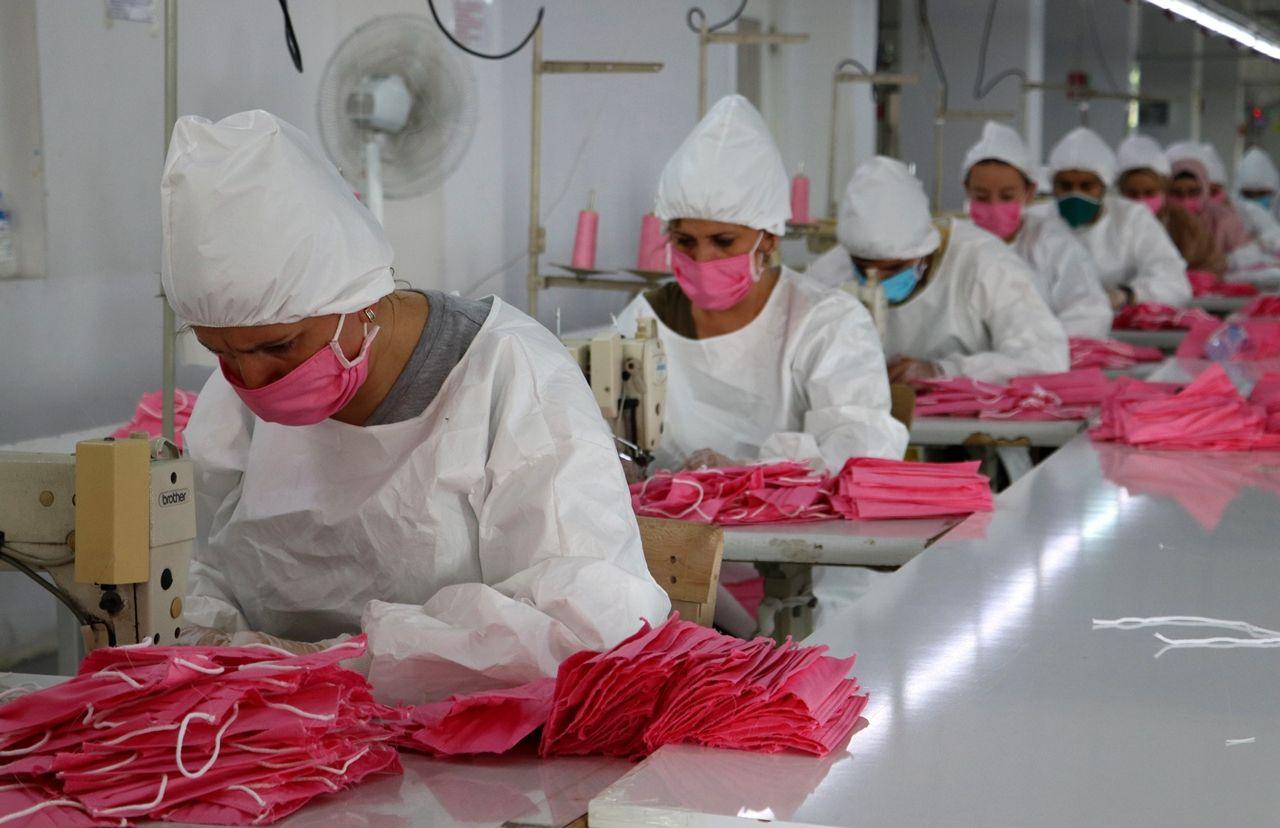 Korona virüsü öldüren maskede seri üretime geçildi - Sayfa 3