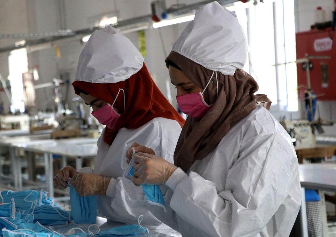 Korona virüsü öldüren maskede seri üretime geçildi - Sayfa 4