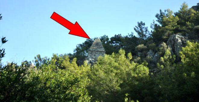 Yıllarca adaklar adanıp dualar edilen anıt mezar mitolojik savaşçıya ait çıktı - Sayfa 1