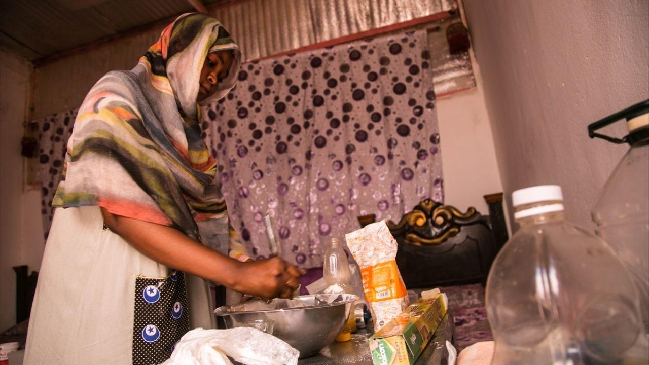 TİKA'nın desteklediği Sudanlı kadınlar üretime katkı sağlıyor - Sayfa 1