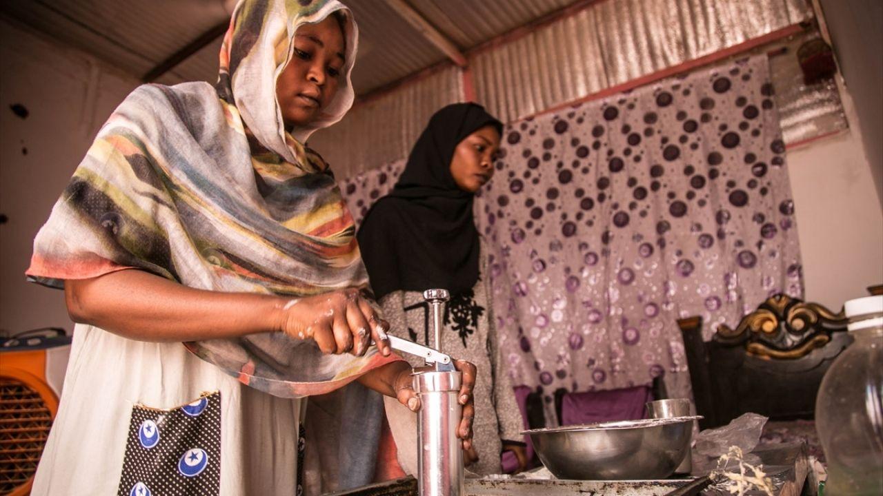 TİKA'nın desteklediği Sudanlı kadınlar üretime katkı sağlıyor - Sayfa 2