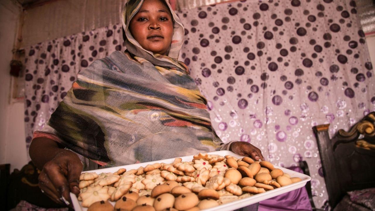 TİKA'nın desteklediği Sudanlı kadınlar üretime katkı sağlıyor - Sayfa 3