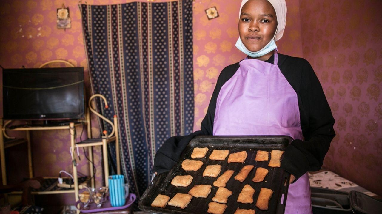 TİKA'nın desteklediği Sudanlı kadınlar üretime katkı sağlıyor - Sayfa 4