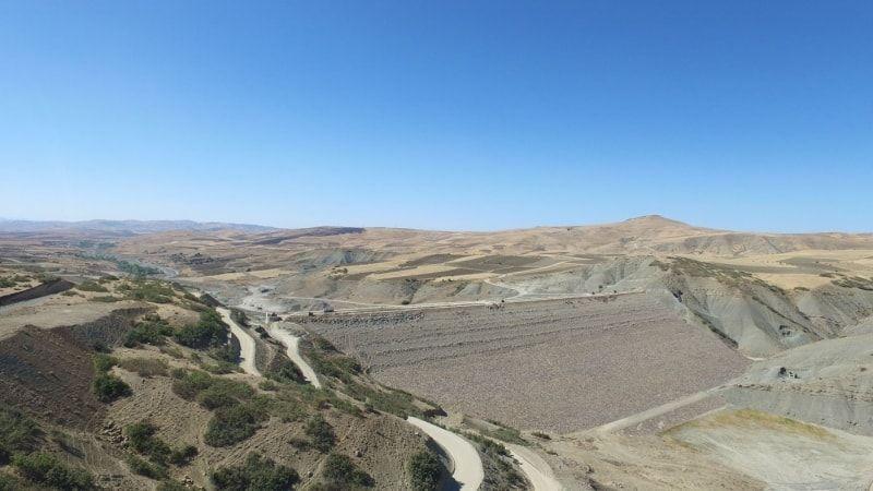 Yapımı devam eden Kanatlı Barajı'nda sona yaklaşıldı - Sayfa 2