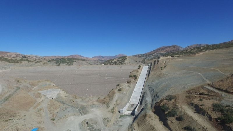 Yapımı devam eden Kanatlı Barajı'nda sona yaklaşıldı - Sayfa 3