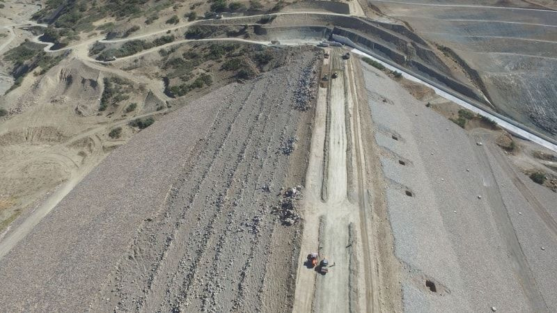 Yapımı devam eden Kanatlı Barajı'nda sona yaklaşıldı - Sayfa 1