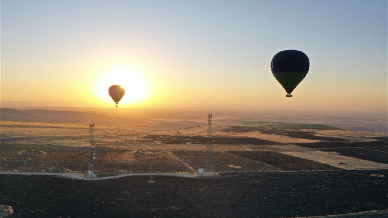 Göbeklitepe'de resmi uçuşlar başladı - Sayfa 1