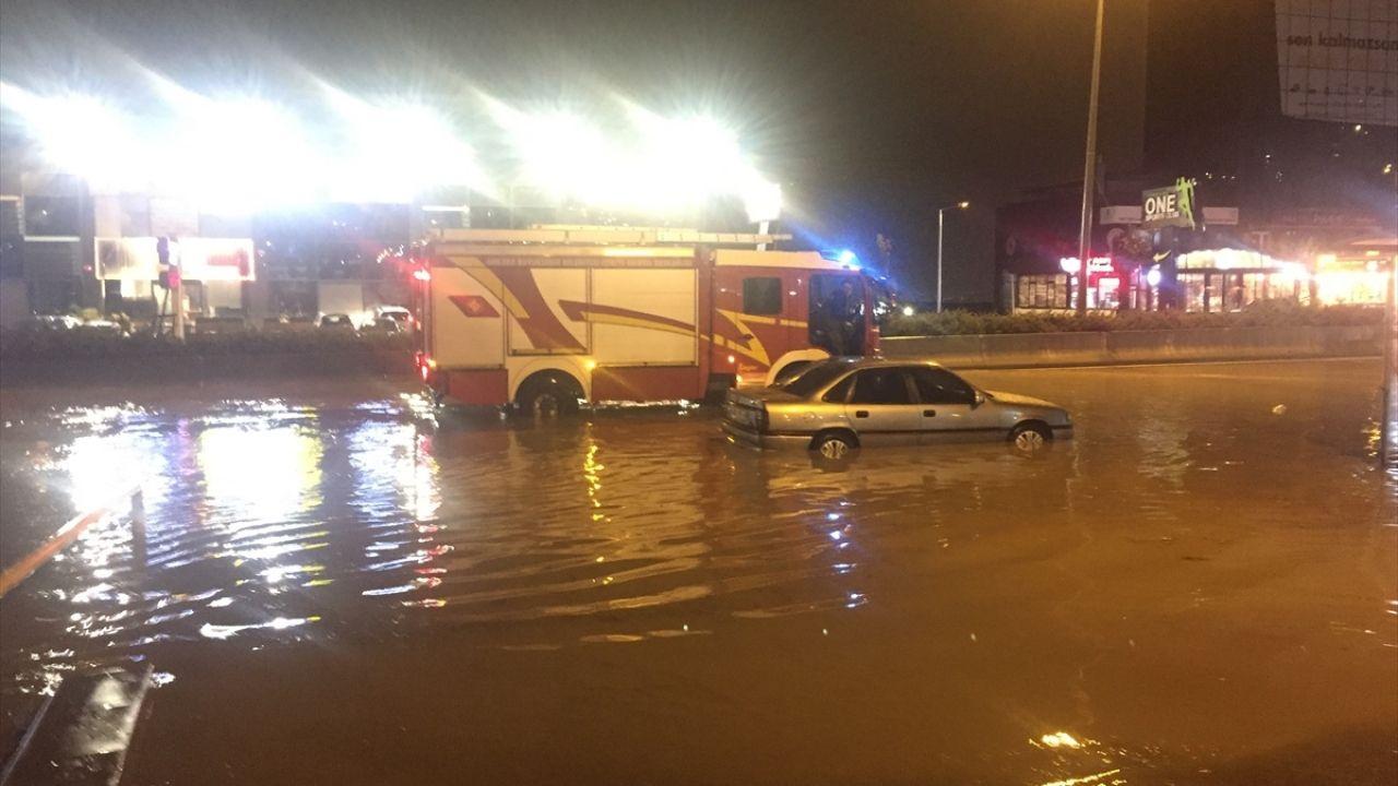 Başkentte şiddetli yağış etkili oldu - Sayfa 2