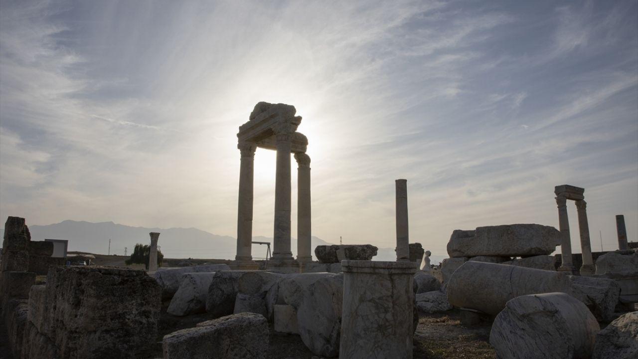 Laodikya Antik Kenti'nin küçük sakinleri: Dikenli Kelerler - Sayfa 1